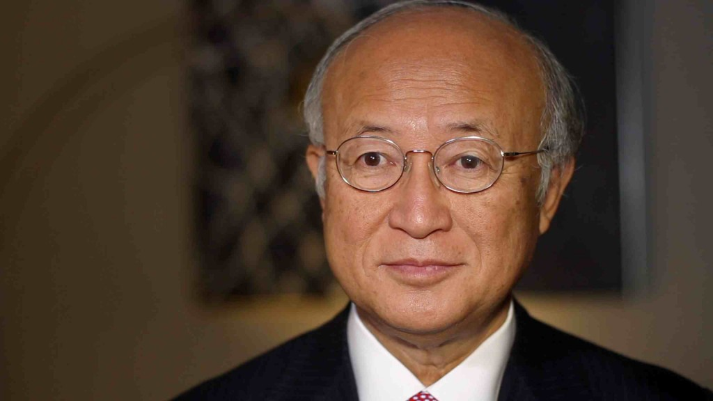 Yukiya Amano is Director General of the International Atomic Energy Agency (IAEA). Prior to his appointment, Amano served as the Japanese Ministry of Foreign Affairs' Ambassador, Director-General for Arms Control and Scientific Affairs.