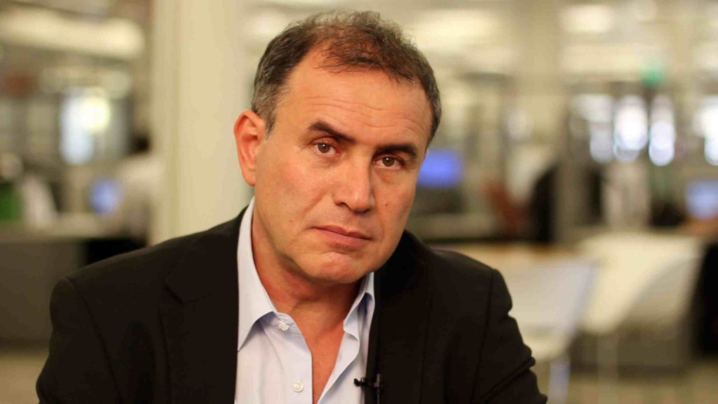 Nouriel Roubini is a noted economist credited with accurately predicting the 2008 global financial crisis. A professor at New York University's Stern School of Business, he is the author of several books including, Crisis Economics: A Crash Course in the Future of Finance.