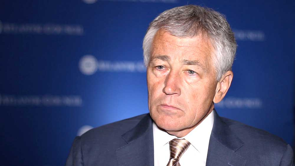 Chuck Hagel is Chairman of the Atlantic Council. He is a former United States Senator from Nebraska and the author of the book, America: Our Next Chapter.
