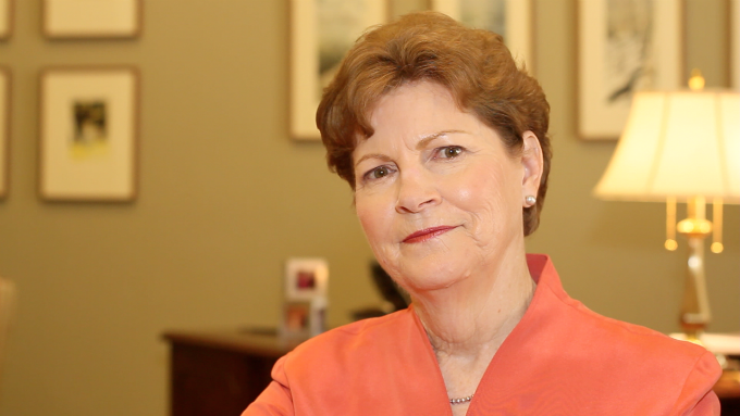 Jeanne Shaheen is the senior United States Senator from New Hampshire, the first woman United States history to be elected as both a Governor and U.S. Senator. She is the former Director of the Harvard Institute of Politics.