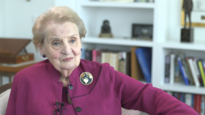 Madeleine Albright, 64th U.S. Secretary of State