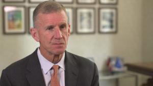 Gen, Stanley McChrystal