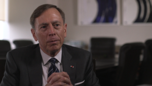 General David Petraeus, KKR Global Institute
